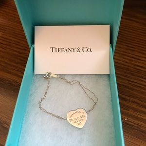 Sterling silver Tiffany & Co. bracelet